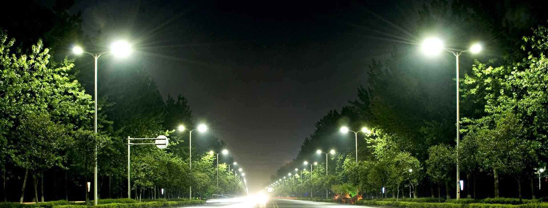 best led street light manufacturer in china