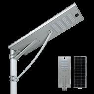 brightest solar powered street light