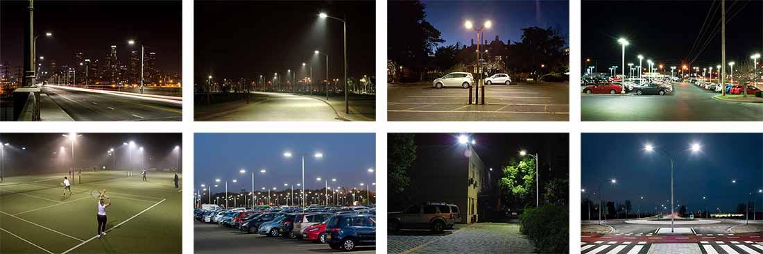 led street light applications