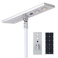 solar induction street lamp