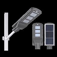 village solar street light