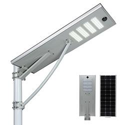all in one solar led street light 40w 60w 80w 100w 120w