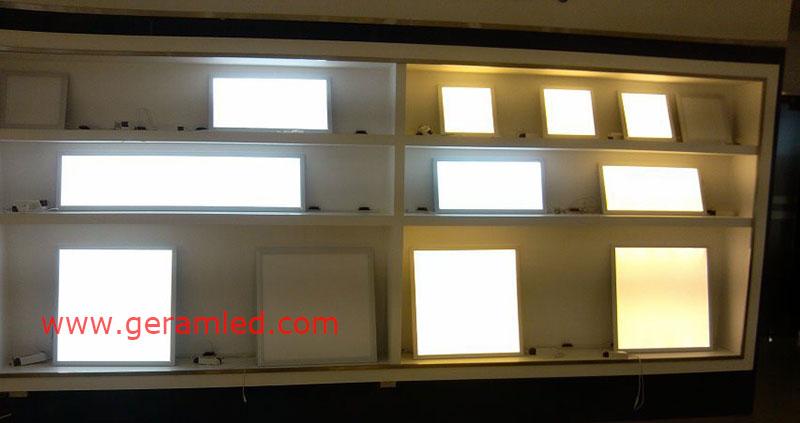 led panel lights display