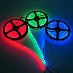 super bright smd 2835 led strip light 12v 24v 110v 220v