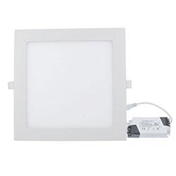 ultra thin led panel light square shape